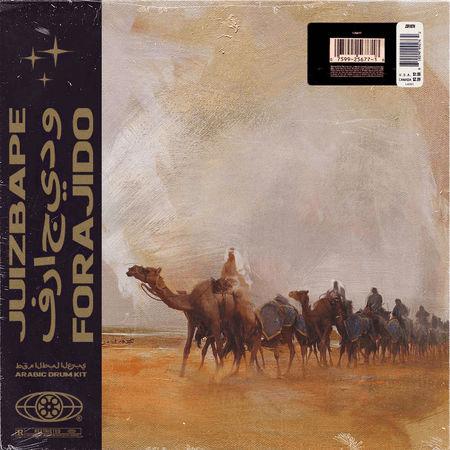 forajido (arabic drum kit)