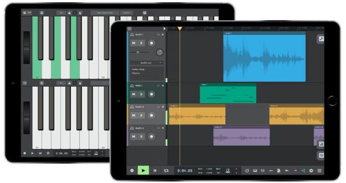 n track studio pro daw v9.4.2 ios