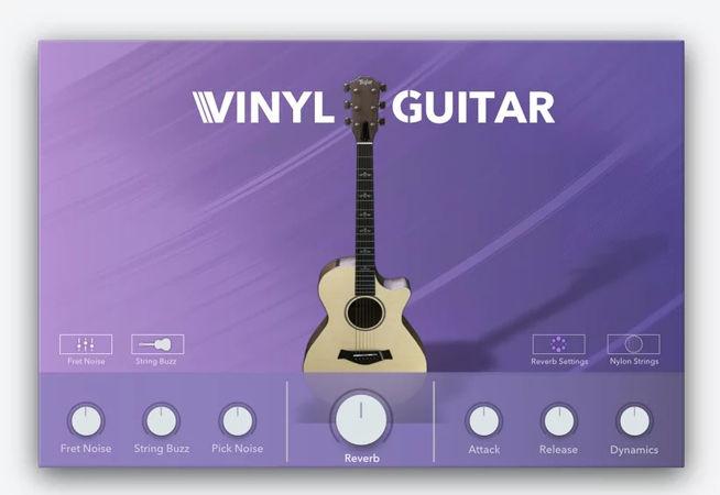 vinyl guitar