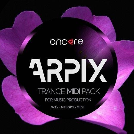 ARPIX Trance Midi Pack WAV MiDi-DISCOVER