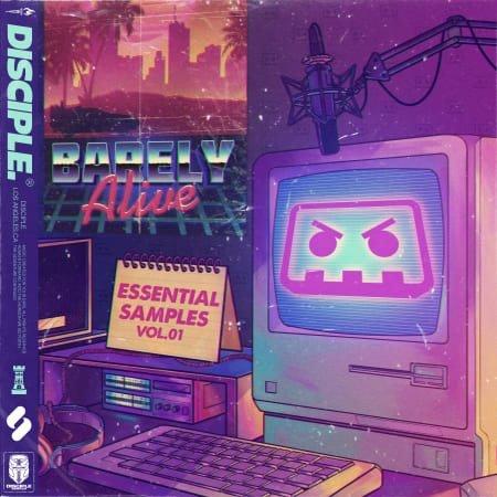 Barely Alive Essential Samples Vol. 1 WAV-FLARE