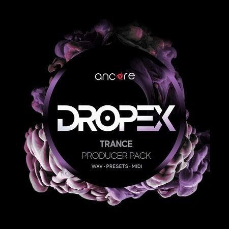 DROPEX Trance Producer Pack WAV MiDi SYNTH PRESETS-DISCOVER