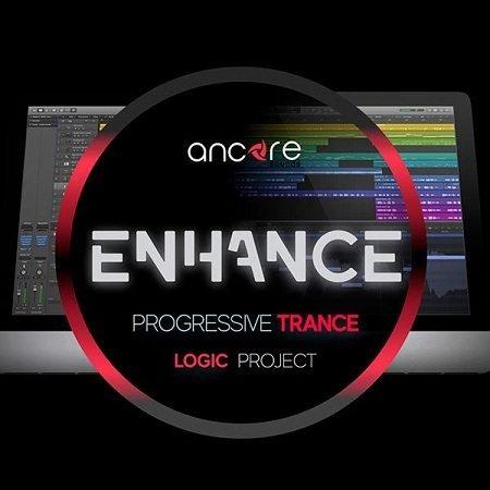 ENHANCE Progressive Trance For LOGIC PRO X-DISCOVER