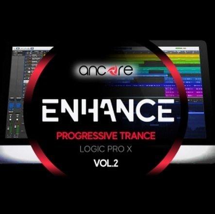 ENHANCE Progressive Trance Volume 2 For LOGIC PRO X-DISCOVER