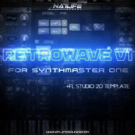 Retrowave V1 for SynthMaster One